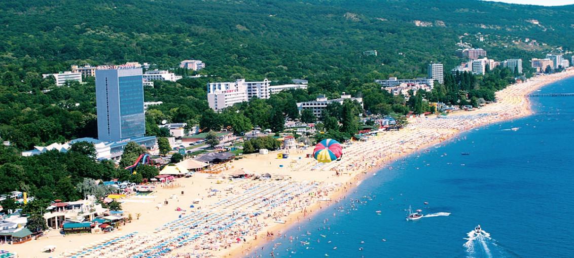 Республика Болгария (курорт Золотые пески)