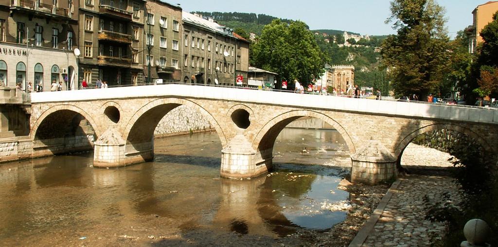 Латинский мост, Сараево, Босния и Герцеговина