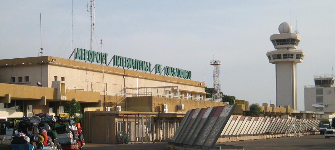 Республика Буркина Фасо (аэропорт Уагадугу)