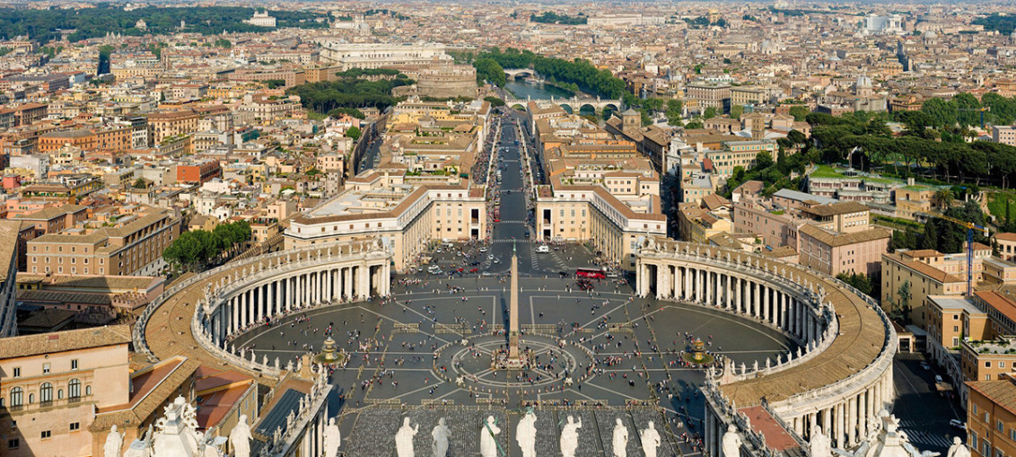 Ватикан (площадь Святого Петра)