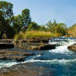 Водопады Банфора