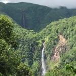 Водопад Корбет (Пуэнт-а-Питр)