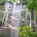 Водопад на плато Фута-Джаллон
