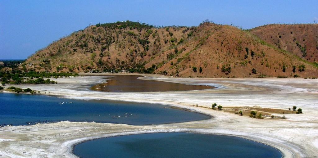 Парк Таситолу в Дили (Демократическая Республика Восточный Тимор)