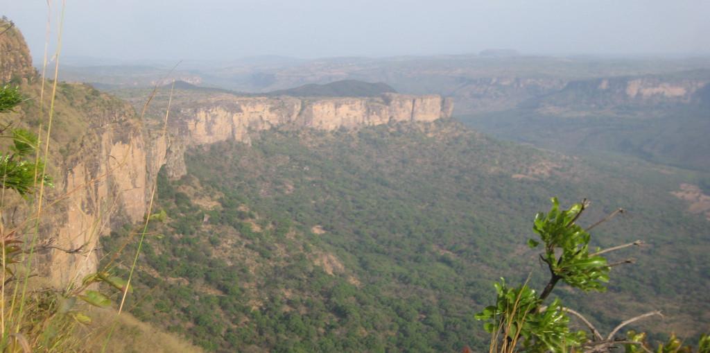 Гвинейская республика (Плато Фута-Джаллон)