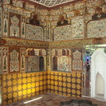 Дворец шекинских ханов в Шеки