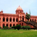 Дворец Ahsan Manzil (г. Дакка)
