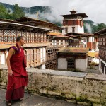 Дзонг Тонгса (бывшая королевская резиденция)
