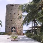 Замок Блэкберд в Шарлотте-Амалии