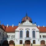 Замок Грашшалковичей, Гедель