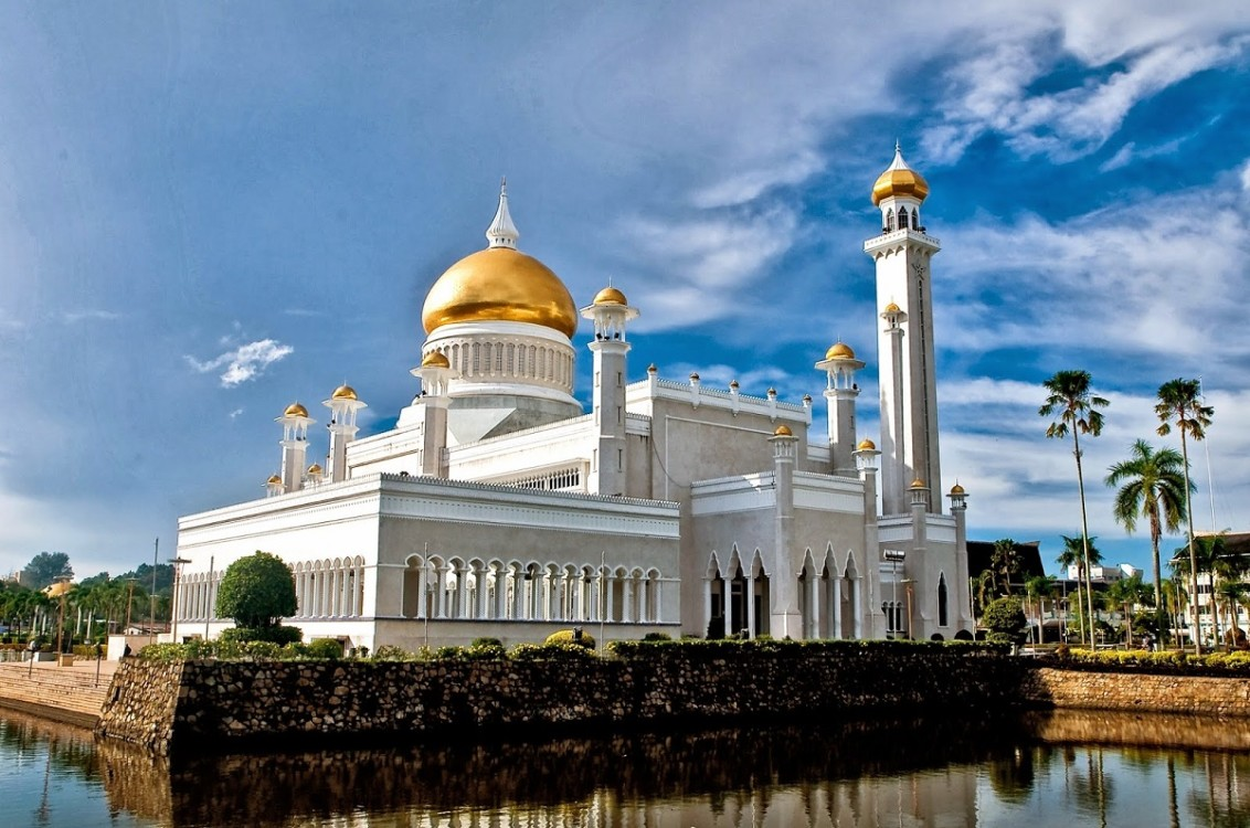 Государство Бруней Даруссалам, Мечеть Султана Омара Али Сайфуддин