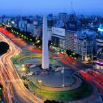 Обелиск в Буэнос-Айресе