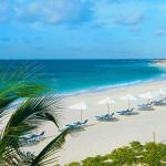 Пляж залива Мидс-Бей