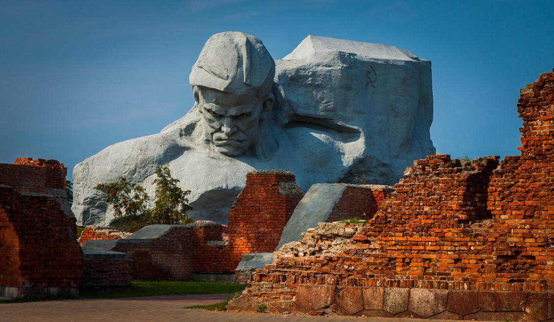 Рэспублiка Беларусь, Брестская крепость