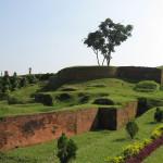 Цитадель Махастхангарх (Богра)