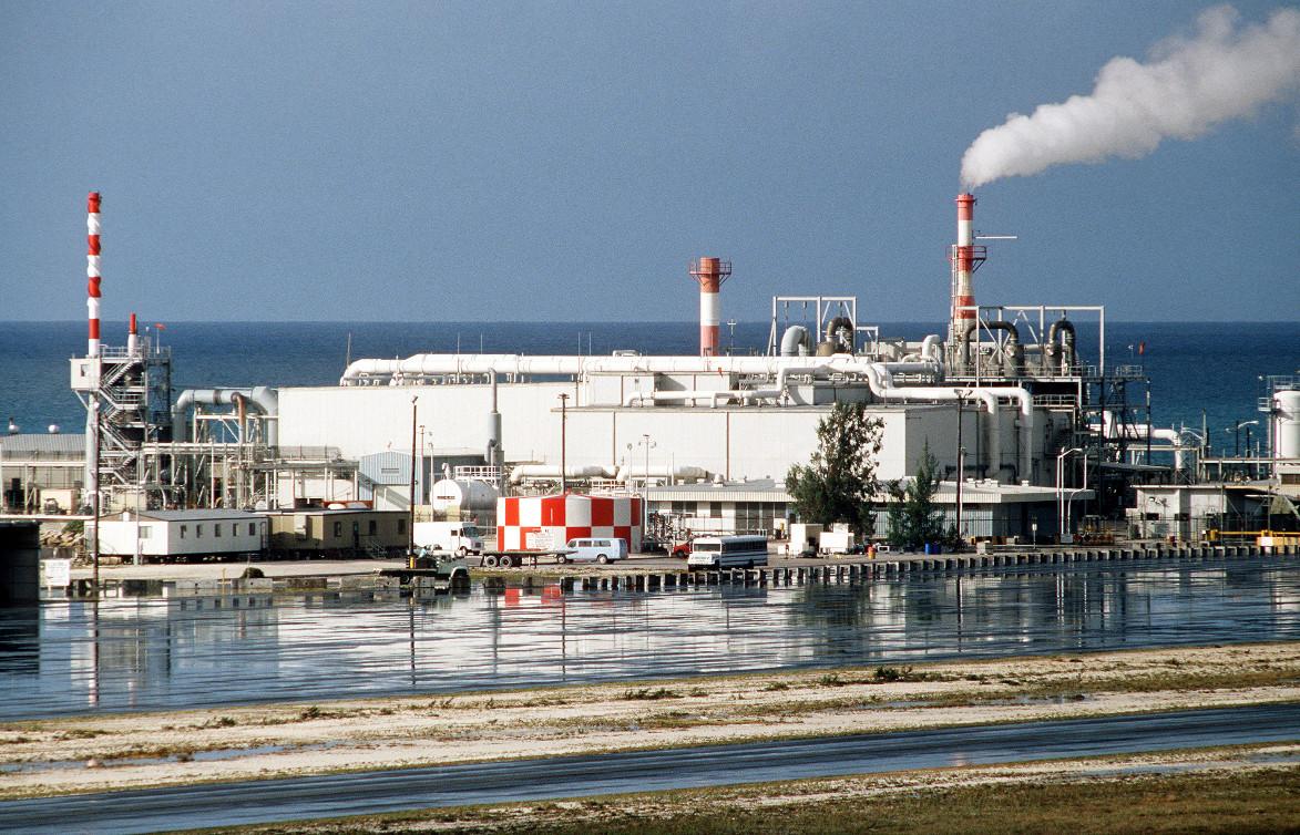 Атолл Джонстон (Завод по переработке химических отходов и оружия на острове Джонстон)