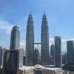 Башни-близнецы Петронас в Куала-Лумпур