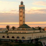 Большая мечеть Мулай Абдель-Азиз