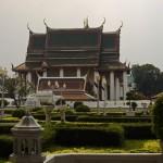 Ват Ратчанадда в Бангкоке