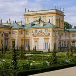 Вилянувский дворец, Варшава