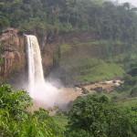 Водопад Эком