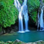Водопад в природном парке Топес дэ Кольянтес