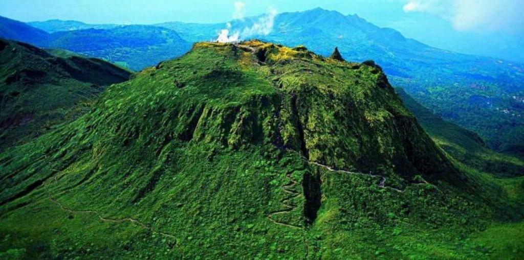 Сент-Винсент и Гренадины (Вулкан Ла-Суфриер)