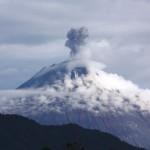 Вулкан Сангай