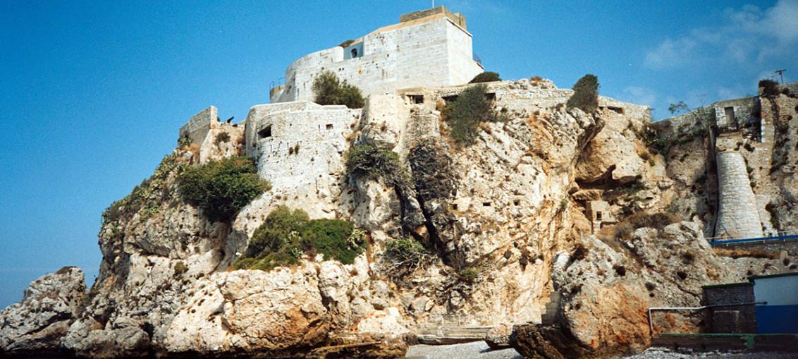 Гибралтар (комплекс Мавританского замка)