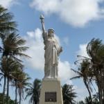 Гуамская Статуя Свободы в Хагатне