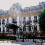 Дворец Кантакузино в Бухаресте