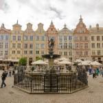 Двор Артуса в Гданьске