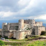 Замок Крак де Шевалье (Хомс)