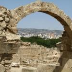 Замок Сорока колонн в Пафосе