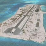 Изолированная военно-воздушная база на о. Джонстон
