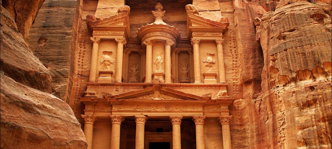 Иорданское Хашимитское королевство, Петра