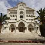 Кафедральный католический собор в Монако