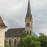 Кафедральный собор в Вадуце