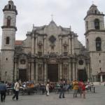 Кафедральный собор или собор Святого Христофора на Плаcа-де-ла-Сьенага (Гавана)