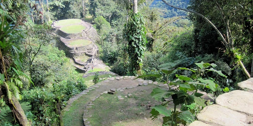 Республика Колумбия, Затерянный город