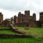 Крепость Фасил-Гебби в Гондэре