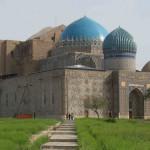 Мавзолей Ходжи Ахмета Ясави (Туркестан)