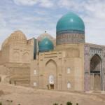 Мемориальный комплекс Шахи Зинда в Самарканде