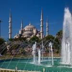 Мечеть Султан Ахмед-джани