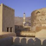 Мечеть и крепость в Низве