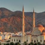 Мечеть шейха Кабуса (Маскат)