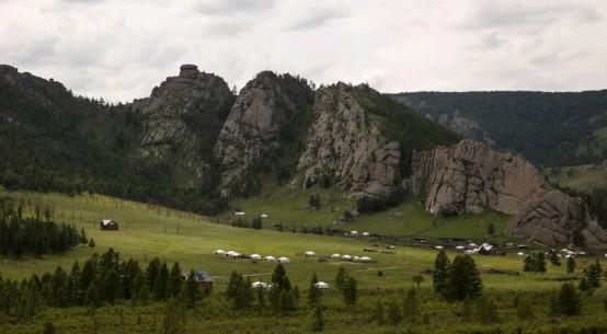 Монголия (Национальный парк Горхи Тэрэлж)