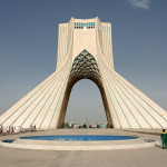 Монумент Азади в Тегеране