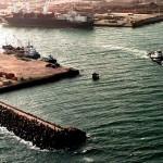 Морской порт в Могадише