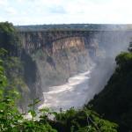Мост у Водопада Виктория